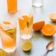 Coctail vin d'orange